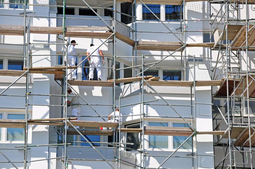 Assurance dommages ouvrage ravalement de fa ade assurance professionnel de l 39 immobilier - Assurer un immeuble en copropriete ...